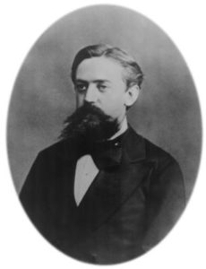 Il matematico russo Andrej Andreevič Markov (1856-1922)