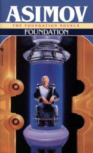 """""""Fondazione"""", il primo volume dell'omonimo ciclo di Isaac Asimov (in Italia il romanzo è noto anche come """"Cronache della Galassia"""")"""