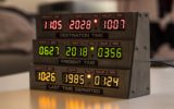 Back-to-the-Future-Clock